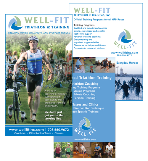 Marketing Materials for Well-Fit